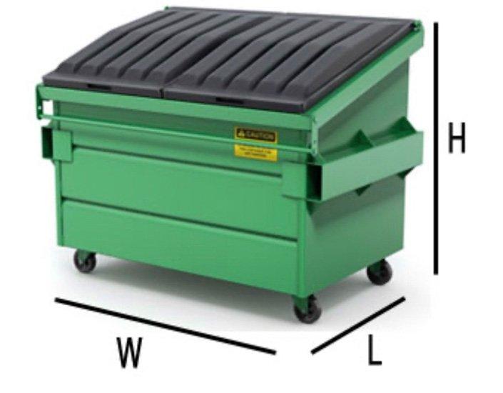 bulk waste dumpster rental