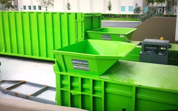 commercial waste compactors