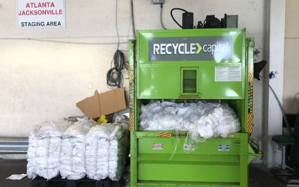 recycle balers for rent in miami
