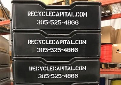 recycle container rentals