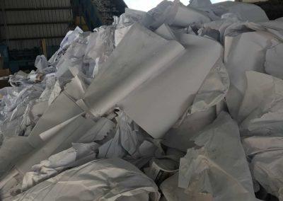 recycling shredded documents
