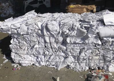 what to do with shredded paper recycle