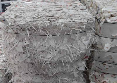 waste paper compactors