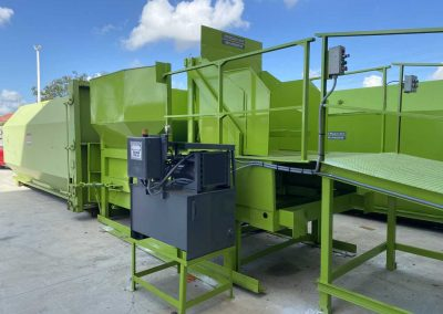 industrial recycling containers miami