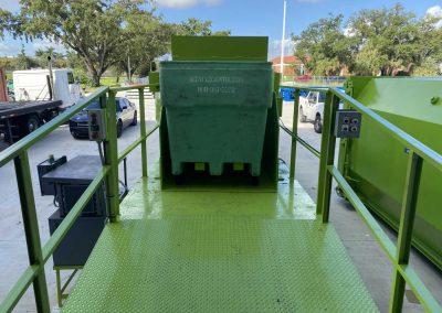 construction waste management services miami