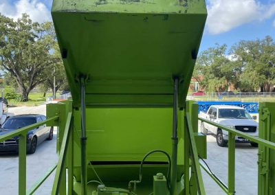 waste compactor rentals