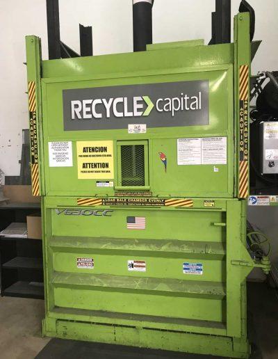 miami recycling compactor service