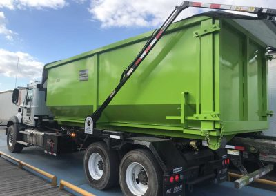 roll off construction dumpsters miami