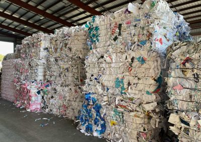 office waste paper recycling service