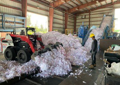 miami dade paper recycling facility