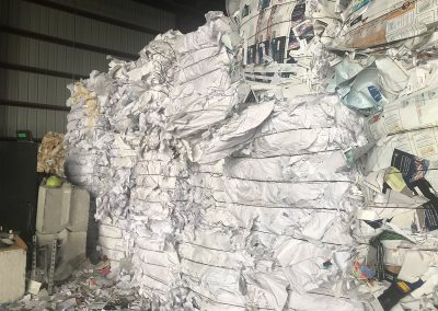 industrial paper recycling
